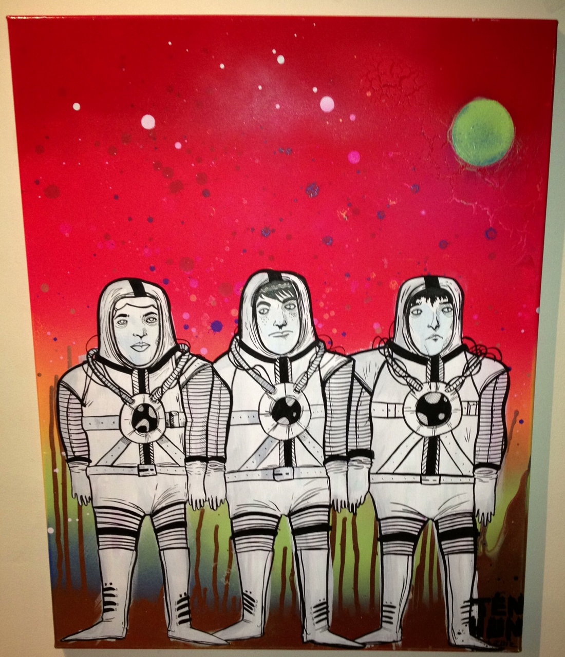 Space Cadets -- $300