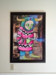 "A Thief at Large - $400 - ""37 x 28"""