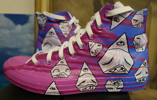 2nd shoe