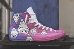 Custom Shoes for Converse and Nordstrom