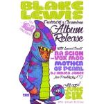 Blake Lewis Show Poster