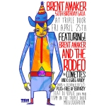 Brent Amaker Show Poster